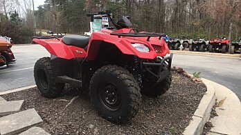 2018 Suzuki KingQuad 400 for sale 200497699
